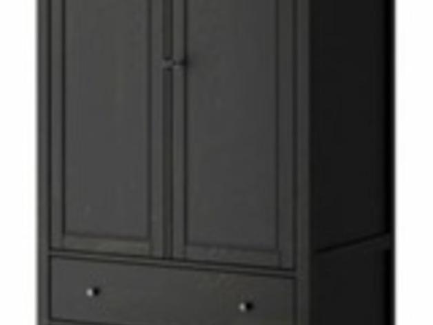 Thingiview  sc 1 st  Thingiverse & Hemnes 2 door wardrobe knob fix by conigrl - Thingiverse
