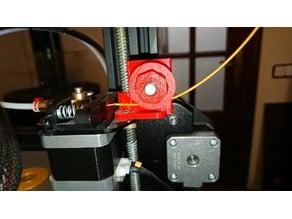 Ender 3 filament guide / guía filamento