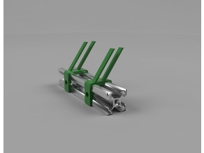 Extrusion V-Slot Handy Holder