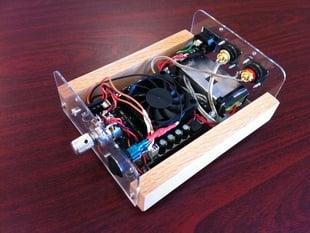 Amplifier Case