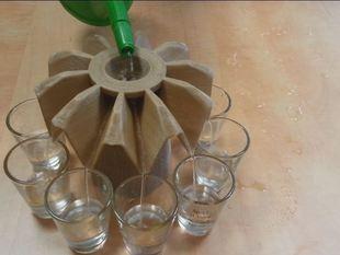 10 way liquid dispenser