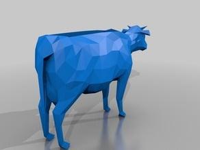 cow vase