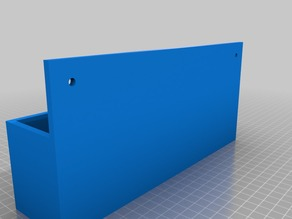Vertical wall mount for Funlux ZP-NJ18-S