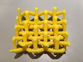 Parametric Borromean Weave V2