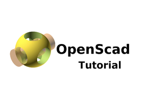 OpenScad - Tutorial - base