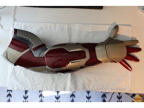 iron man mark 42 arm