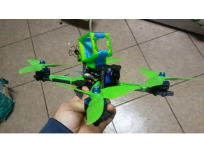 GoPro Session Mount (Xbee Air)
