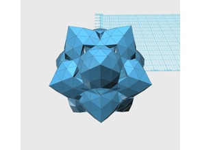 Convex Geodesic 5V Pattern15