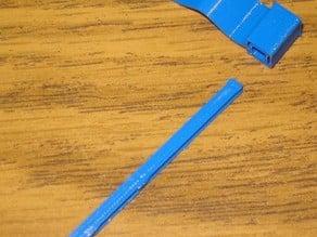 Seej Flag Pole & Flag - Seperated