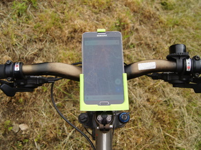 Support Note 3 pour vélo/Note 3 bike mount