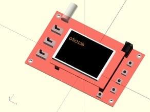 DSO138 oscilloscope board mod