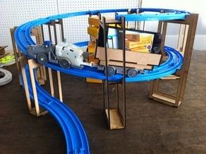 Bridge for 3D scan -SPIRAL ver.