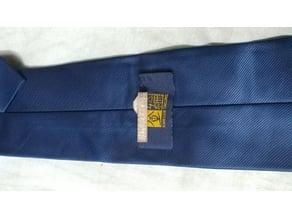 Invisible Tie Clip