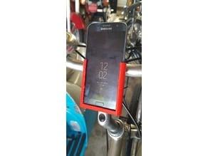 Samsung Galaxy S8 S7 Fahrrad Halterung