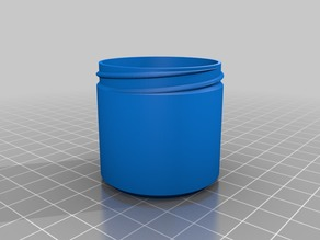 Kreatin container