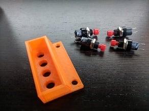4 Button Switch Box