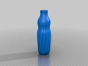 Drinking Bottle concept study 0.5l