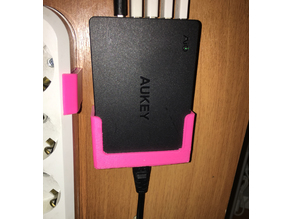 Wall mount for AUKEY Usb-charger