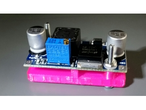 Embedded LM2596 Mount Stand