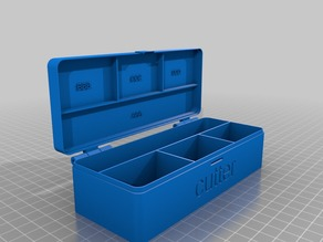 My Customized hinged box 1xN V2