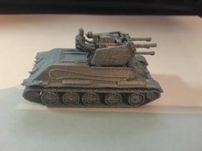 T-34 Flakpanzer (1/100)