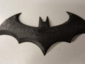 Batman Logo Arkham Style