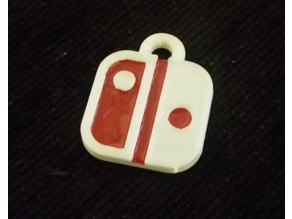 Nintendo Switch Keyring