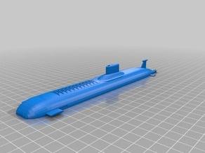 Desktop Submarine (Red October)