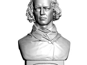 3D Scan of Bust of Alfred Tennyson