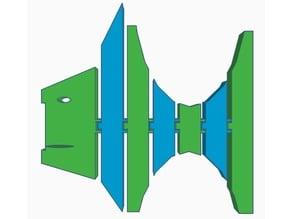 Another Flexi Fish Remix (Dual Extrusion)