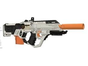 MHR-B2 ---XR2 Nerf Replica