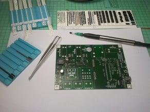 SMD tray & reel tape holder
