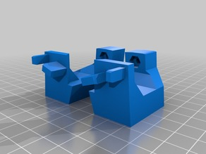 InMoov - Stronger BackClaviHolderV2