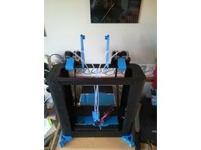 Printrbot Metal Plus MMU (Prusa Inspired)