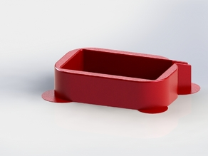 Soap Dish with Drain Spout