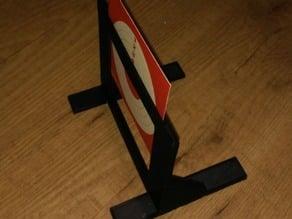 Target Holder 10cm airsoft