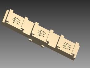 3-Way Camera Shoe Adapter
