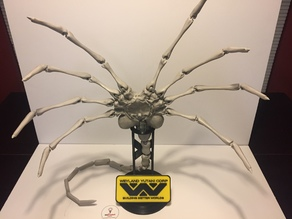 Weyland Stand For Facehugger