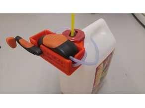 Fuel Filler Pump Cradle