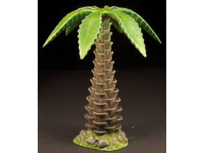 Tabletop plant: Palm Tree (01)