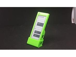 """Another Wemos ESP8266 2.9"""" e-paper Enclosure"""