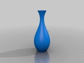 BioFila Linen Vase