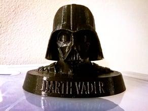 Darth Vader Bust Base