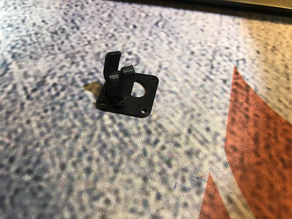Micro Stack Camera Plate