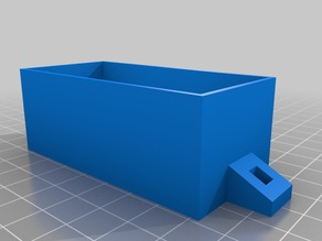 Simple drawer system 240mm x 190mm