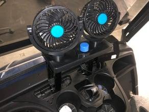 Golf Cart Fan Mount