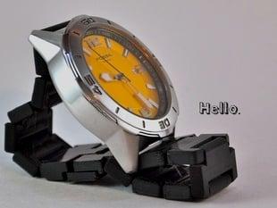 Snap-Link Watchband