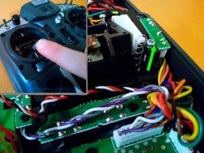 Turnigy 9X return lever for joystick