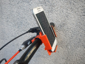 Smartphone Holder for Bike
