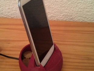 Galaxy S3 Stand/Dock - for Smarthphones and Tablets